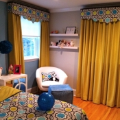 Girl's room in Rydal, PA