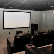Home Theatre Living