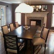 Modern/Transitional Dining