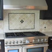 Decorative Backsplash in New Hope Pa Kitchen