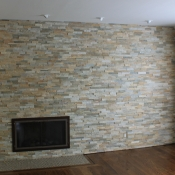 Stone Wall Accent in Solebury, Pa