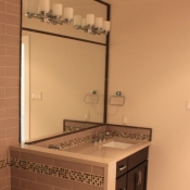 Mirror and Tile Design in New Hope Borough