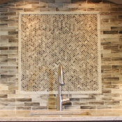 Decorative Backsplash in Newtown, Pa