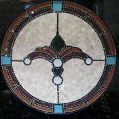 Custom Medallion for a kitchen