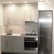 Full Service Kitchenette
