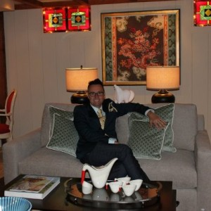 Richard Stuckmeyer of LeRoux Interiors